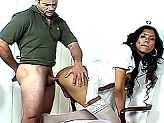 Transsexual Getting Fucked
