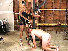 Brownie Makes All Men Submit Before Her